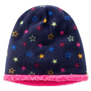 Mädchen Mütze mit Stern-Allover