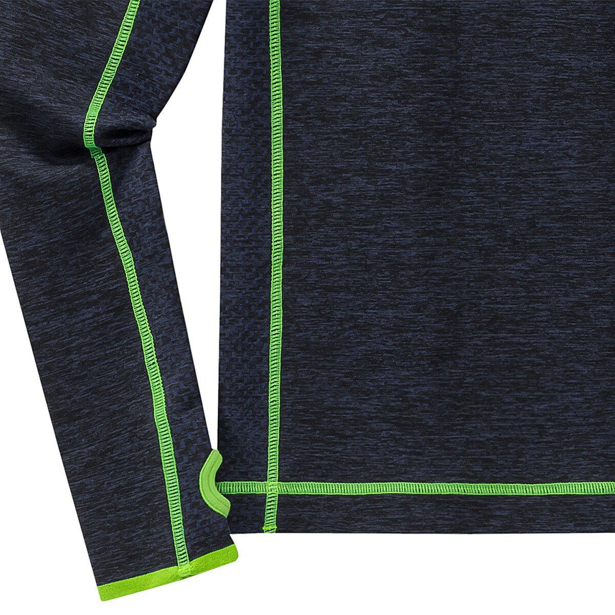 Bild 3 von Jungen Thermoshirt mit Ziernähten