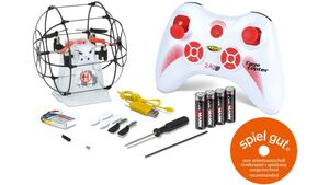Carson - Quadcopter RC CAGE COPTER