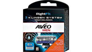 AVEO MEN RightFit 3-Klingen-System Ersatzklingen
