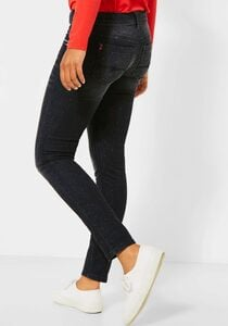 STREET ONE Slim-fit-Jeans »Jane« mit dekorativen Nieten