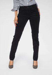 MAC Slim-fit-Jeans »Angela Pipe Glam« Mit dekorativem Glitzer-Besatz