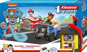 Carrera® Autorennbahn »Carrera® First - Paw Patrol« (Streckenlänge 2,9 Meter), (Set)