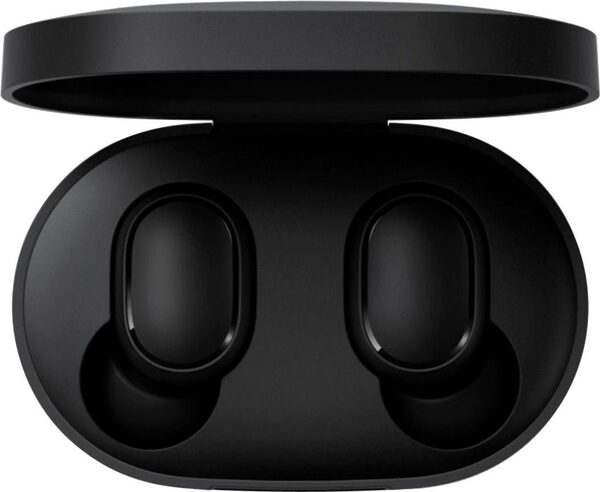 Xiaomi »True Wireless Earbuds Basic S« wireless In-Ear-Kopfhörer (Voice Assistant, Bluetooth)