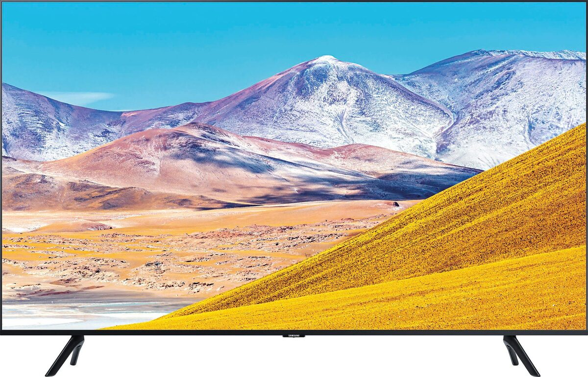 Bild 1 von Samsung GU55TU8079 LED-Fernseher (138 cm/55 Zoll, 4K Ultra HD, Smart-TV)