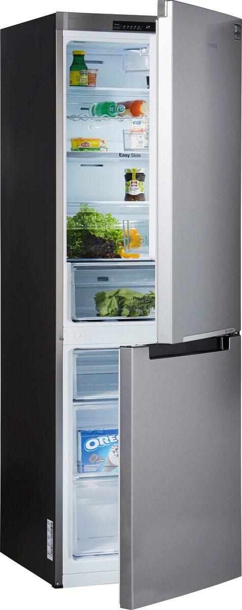 Bild 1 von Samsung Kühl-/Gefrierkombination RL30J3015SA, 178 cm hoch, 59,5 cm breit, No Frost