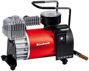 EINHELL Kompressor »CC-AC 35/10 12V«, für den mobilen Einsatz, 35 l/min Fördermenge