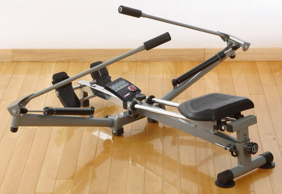 Bild 5 von Christopeit Sport® Rudergerät »Accord«