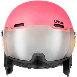 Uvex Skihelm »hlmt 500 visor hlmt 500 visor hlmt 500 visor«