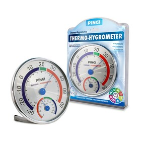 PINGI Thermo-Hygrometer