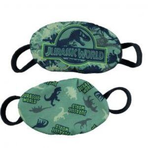 Jurassic World Kinder-Stoffmasken