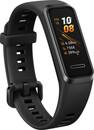Bild 1 von Huawei Band 4 graphite schwarz Fitness Tracker (Bluetooth 4.2, Schlaf-Monitoring, Herzfrequenzmessung)