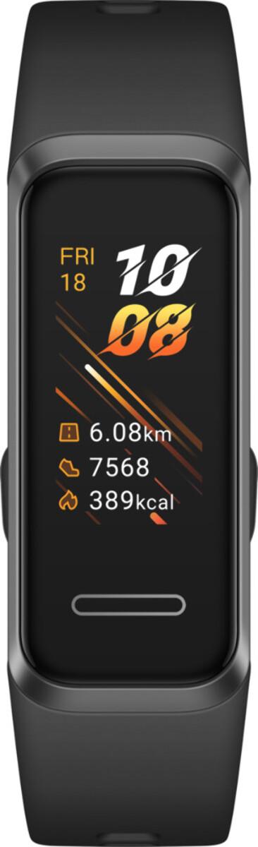 Bild 2 von Huawei Band 4 graphite schwarz Fitness Tracker (Bluetooth 4.2, Schlaf-Monitoring, Herzfrequenzmessung)