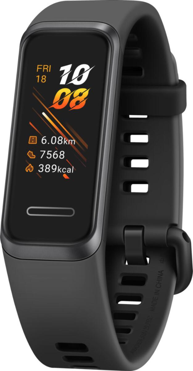 Bild 3 von Huawei Band 4 graphite schwarz Fitness Tracker (Bluetooth 4.2, Schlaf-Monitoring, Herzfrequenzmessung)