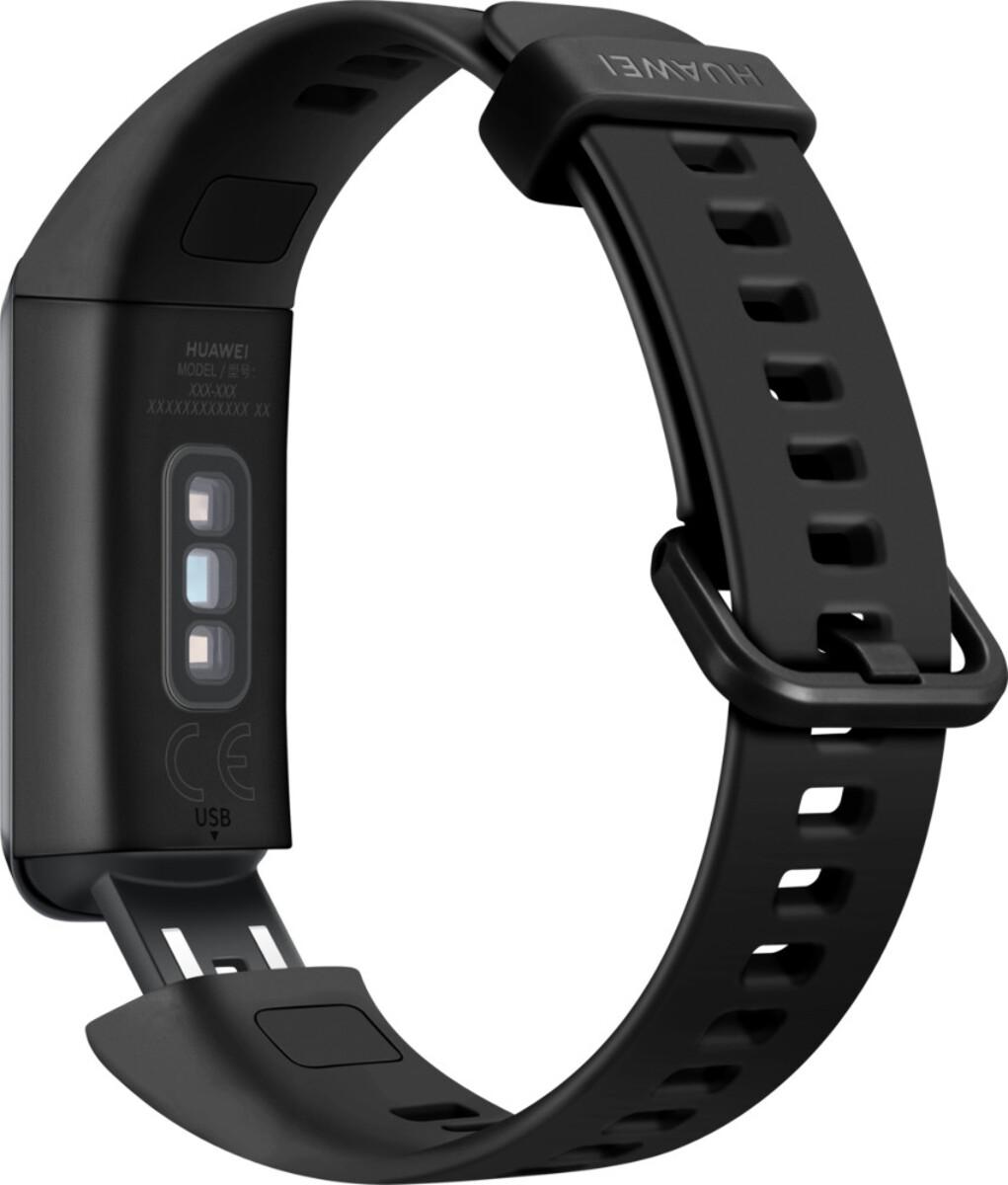 Bild 5 von Huawei Band 4 graphite schwarz Fitness Tracker (Bluetooth 4.2, Schlaf-Monitoring, Herzfrequenzmessung)