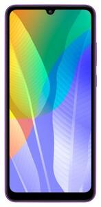 Huawei Y6P phantom purple Smartphone (6,3 Zoll, 64 GB, 13 MP + 5 MP + 2 MP, Triple-Kamera, 5.000-mAh, Octa-Core, lila)