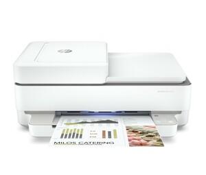 HP ENVY Pro 6420 weiß Multifunktionsdrucker (Instant Ink, Dokumenteneinzug, Duplex, HP 305, 305XL)