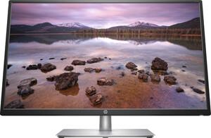 HP 32s schwarz Monitor (A, 31,5 Zoll, Full-HD 1920 x 1080 Pixel, IPS, 16:9 , 5 ms Reaktionszeit, VGA, HDMI)