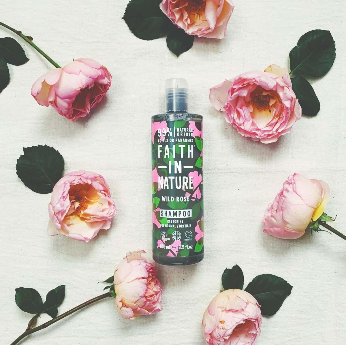 Bild 3 von Faith in Nature Shampoo Wild Rose