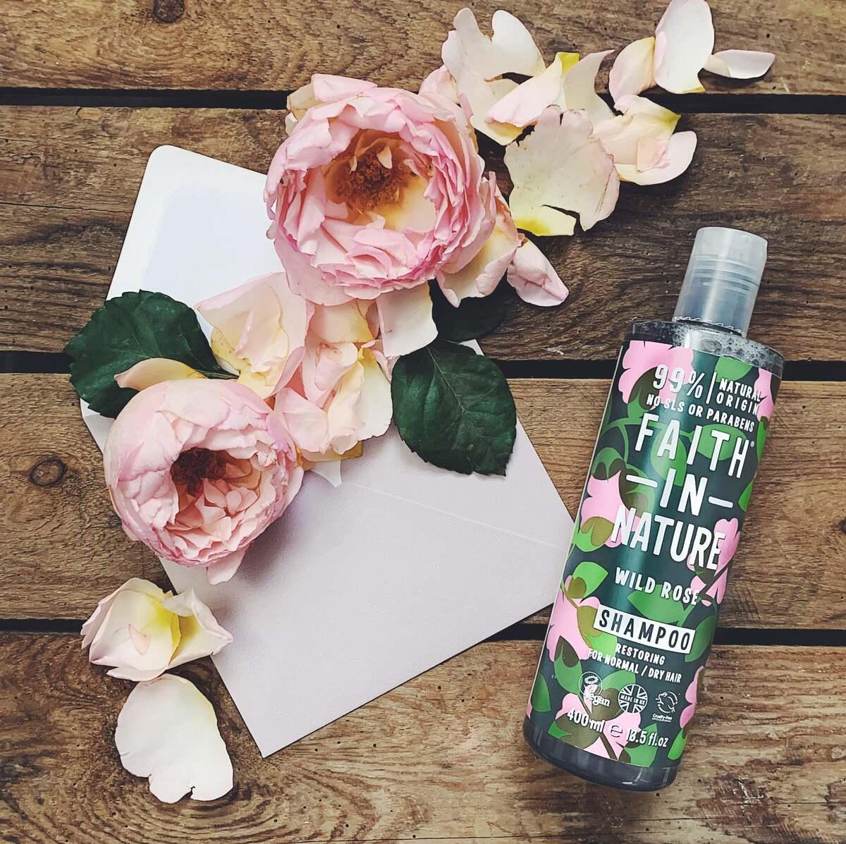 Bild 5 von Faith in Nature Shampoo Wild Rose