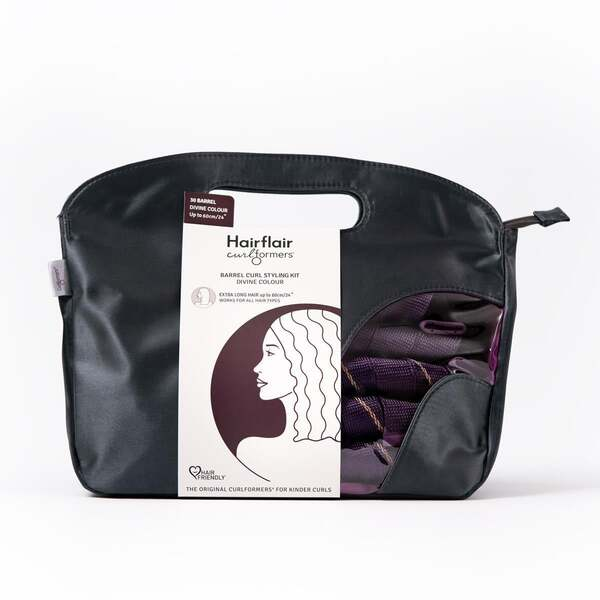 Hairflair curlformers Barrel Curl Styling Kit