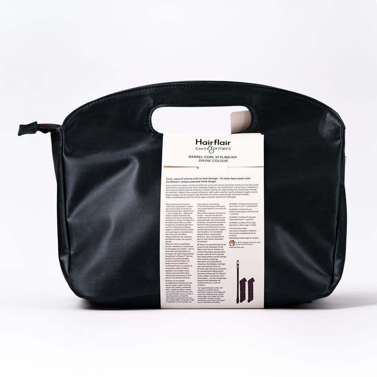 Bild 2 von Hairflair curlformers Barrel Curl Styling Kit