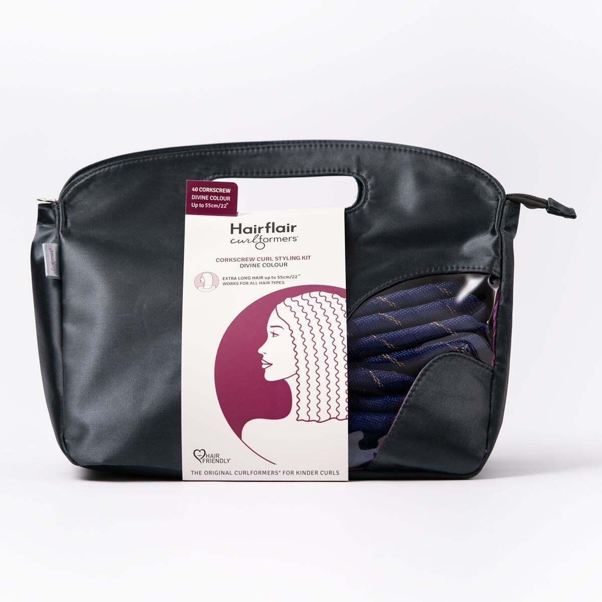 Bild 1 von Hairflair curlformers Corkscrew Curl Styling Kit