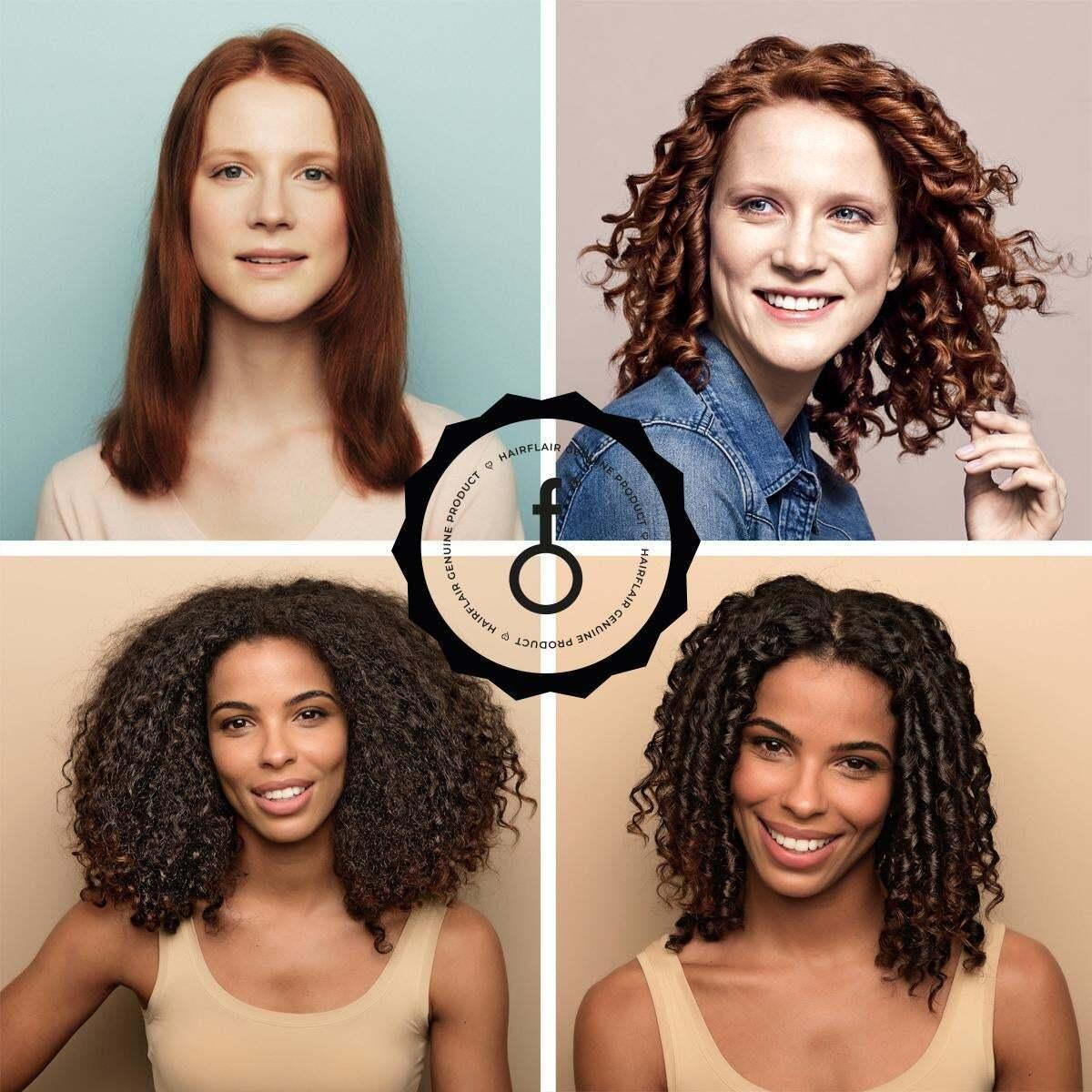 Bild 3 von Hairflair curlformers Corkscrew Curl Styling Kit