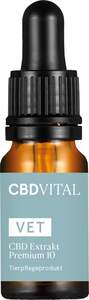 CBD VITAL VET CBD 10 Extrakt Premium