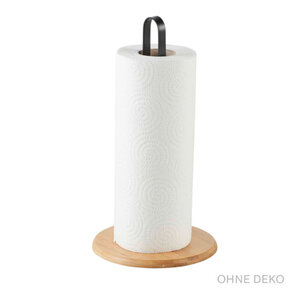 Casalino Papierrollenhalter Bambus 16,5 x 31 cm