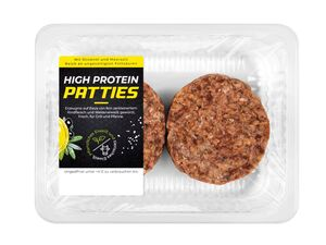 High Protein Patties