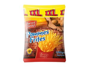 Pommes Frites XXL-Packung