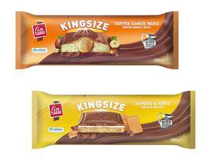 Tafelschokolade Kingsize