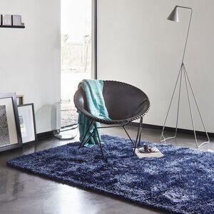 home24 Esprit Teppich New Glamour Blau Rechteckig 170x240 cm (BxT) Modern Kunstfaser