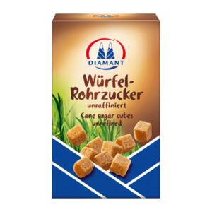 Diamant Würfel-Rohrzucker