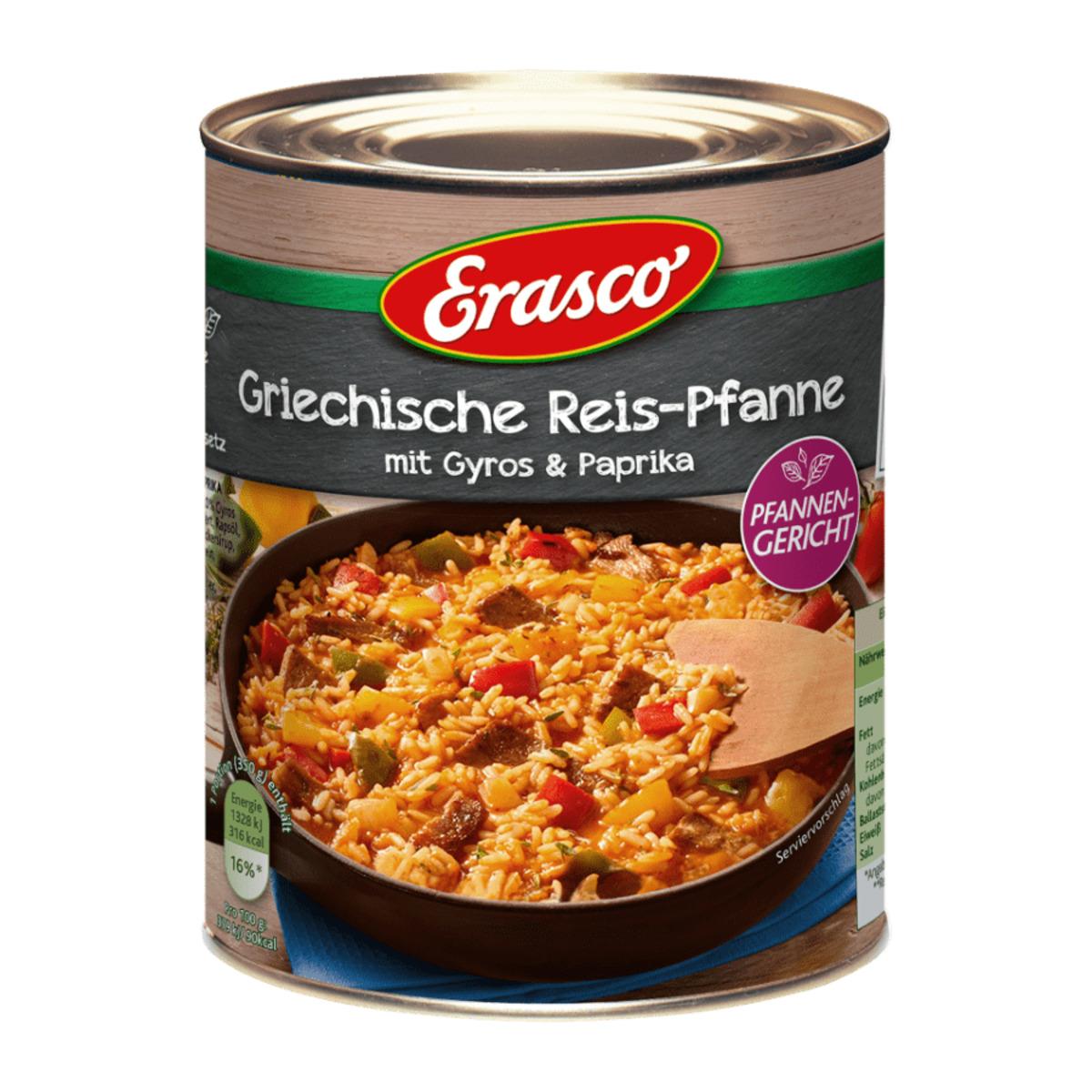 Bild 2 von Erasco Pfannengericht