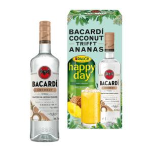 Bacardi Coconut trifft Ananas
