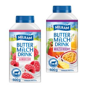 Milram Buttermilch Drink