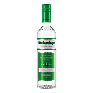Moskovskaja russischer Wodka 38,0 % vol 0,5 Liter