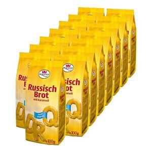 Dr. Quendt Russisch Brot 100 g, 15er Pack