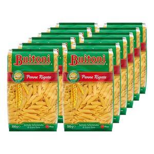 Buitoni Penne Rigate 500 g, 12er Pack