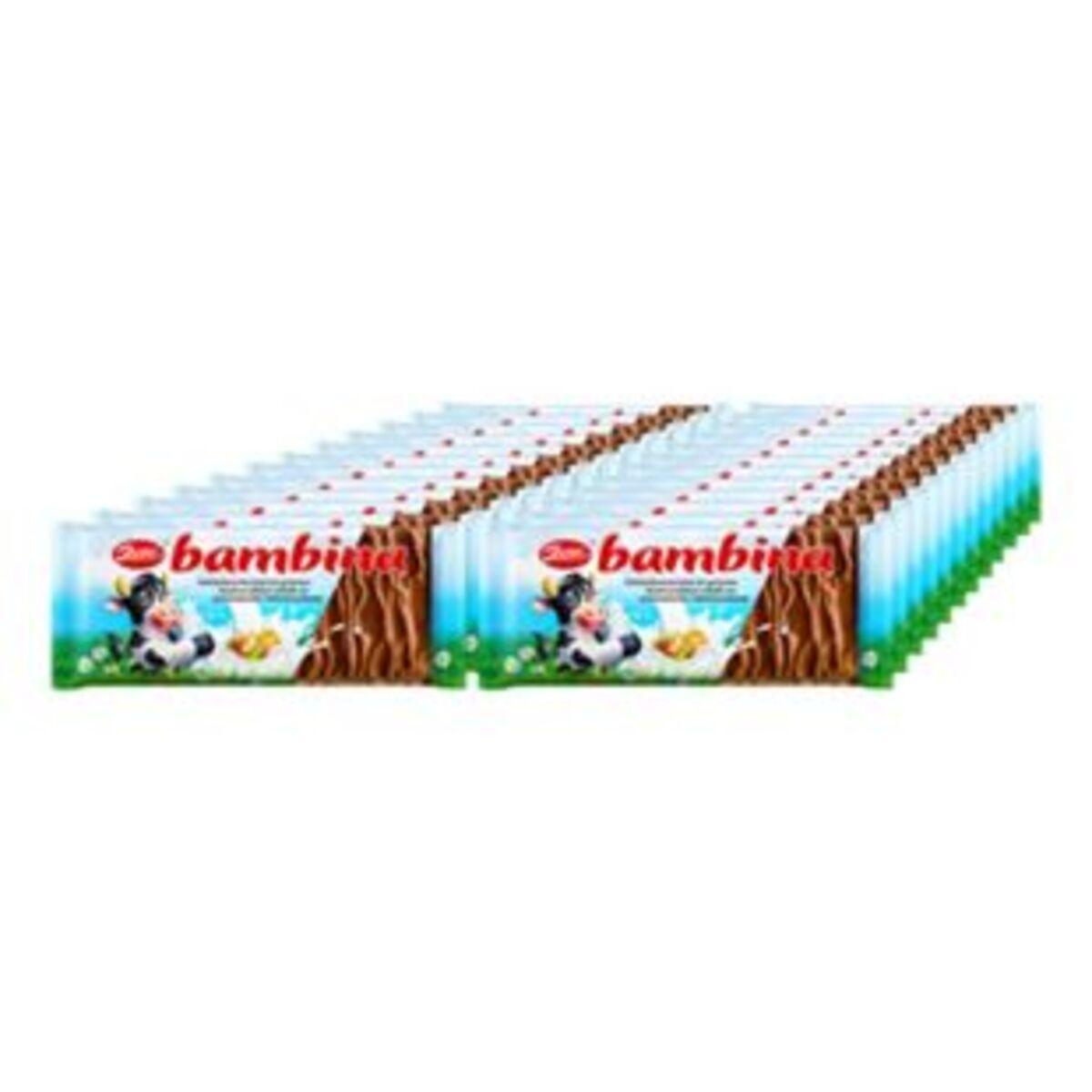 Bild 2 von Zetti Bambina Schokolade 100 g, 24er Pack