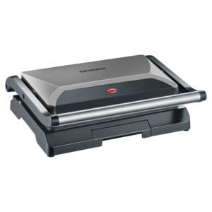 Severin Kompakt-Multigrill Grau/schwarz 800W