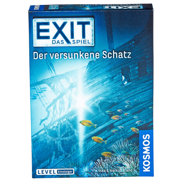 Kosmos EXIT Das Spiel - Der versunkene Schatz