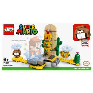 LEGO Super Mario 71363 Wüsten-Pokey – Erweiterungsset 180 Teile