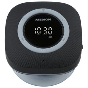 Medion Bluetooth Duschradio MD 43881 Schwarz