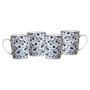 Ritzenhoff & Breker Royal Sakura Kaffeebecher Blau 4 Stück