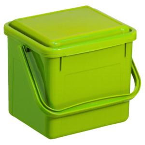 Rotho Komposteimer Bio 5l Grün