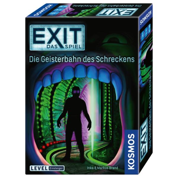 Kosmos EXIT Das Spiel - Geisterbahn des Schreckens