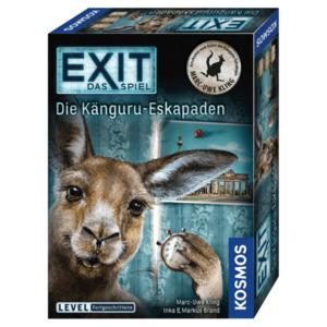 Kosmos EXIT Das Spiel - Die Känguru-Eskapaden